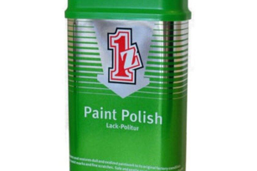 Einszett Car Polish