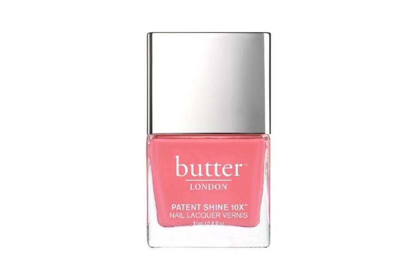 best patent shine nail polish