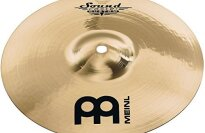 "Meinl Custom 10"" Brilliant Finish Splash Cymbal"