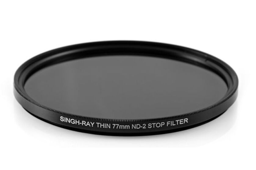 Singh-Ray 77mm George Lepp 2-Stop Thin Neutral Density Filter