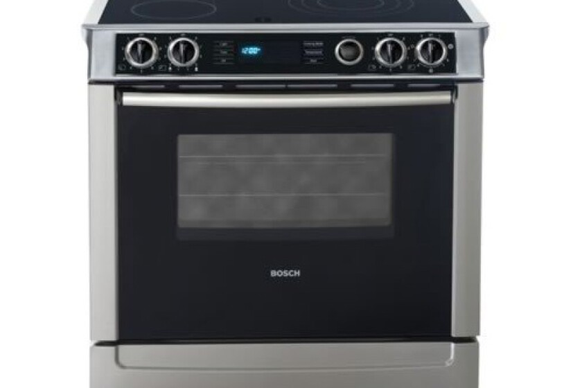Bosch Integra 4.6 Cu. Ft. Electric Slide-In Range - HEI7052U