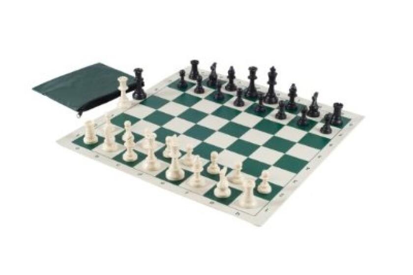 Chess House Basic Club Chess Set