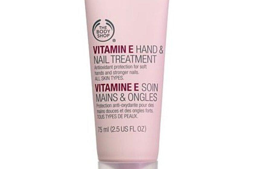 The Body Shop Vitamin E Hand & Nail Treatment