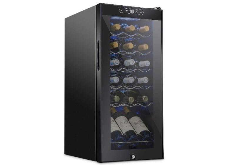 Best 18 Bottle Digital Temperature Control Wine Cellar