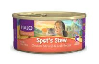 Halo Spot's Stew for Cats