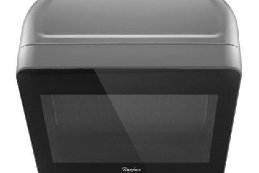 Whirlpool Stainless Look Countertop Microwave (WMC20005YD)