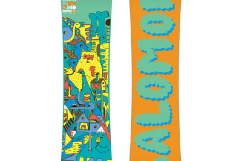Salomon Team Kids Snowboard
