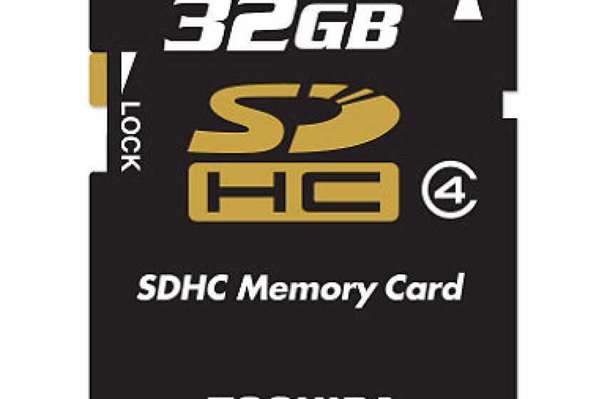 Toshiba Secure Digital 32GB Class 10 UHS-I High Capacity SDHC Memory Card