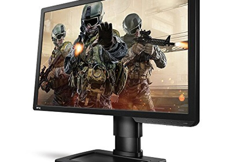 "BenQ XL2411Z 144Hz 1ms 24"" Gaming Monitor - NVIDIA 3D Vision Supported"