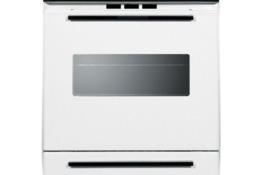 "Summit 24"" Gas Oven - TM7212KW"