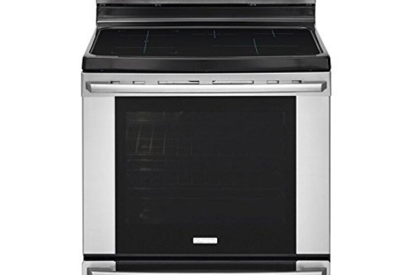 Electrolux 6.0 Cu. Ft. Stainless Steel IQ-Touch Electric Induction Range - EI30IF40LS