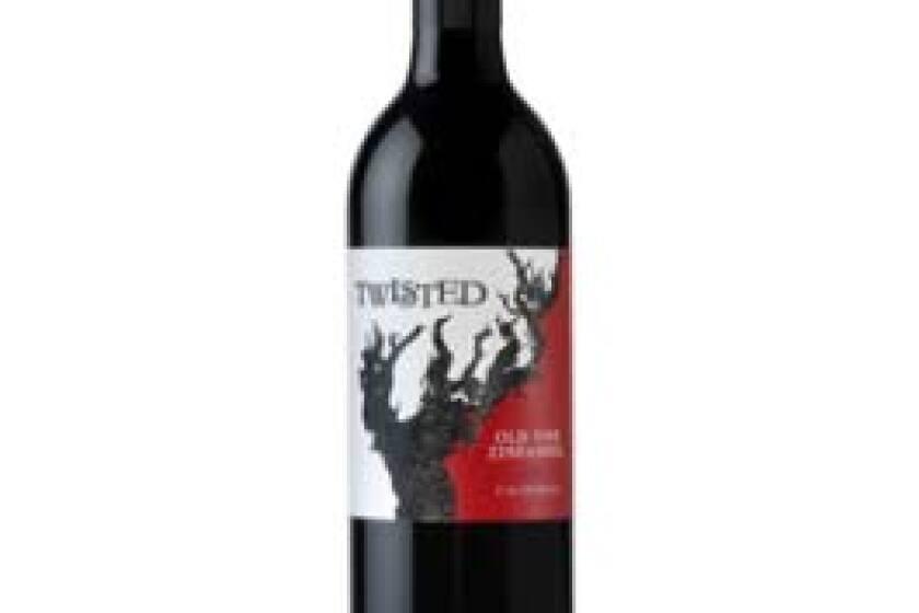 Twisted Old Vine Zinfandel '11