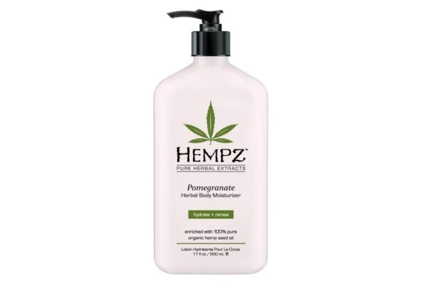 best Hempz Pomegranate Herbal Moisturizer