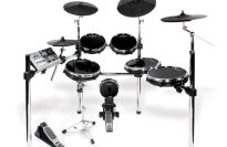 Alesis DM10X Kit Premium Electronic Drum Set, 6-Piece