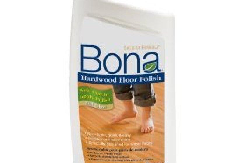 Bona High Gloss for Hardwood Floors