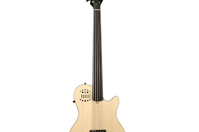 Godin A5 Ultra Bass Fretless SA 5-String Acoustic-Electric Bass Guitar