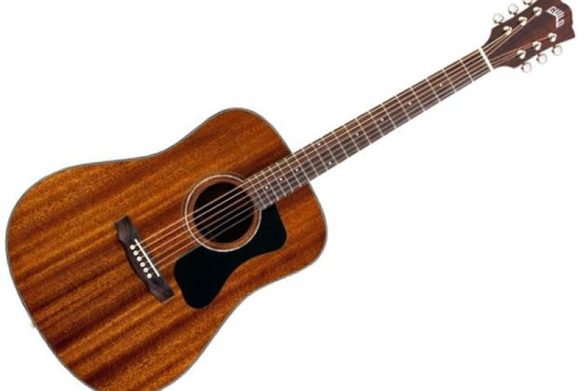 Guild GAD Series D-125 Acoustic Guitar