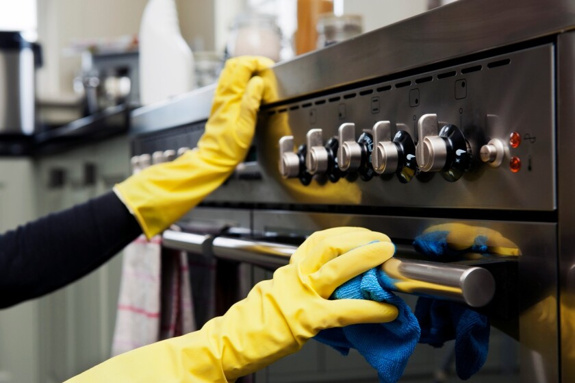 How to Clean Kitchen Appliances Like a Pro