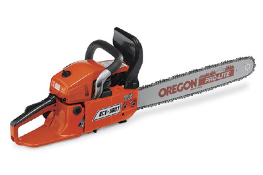 Tanaka ECV-5601 50 cc Chainsaw
