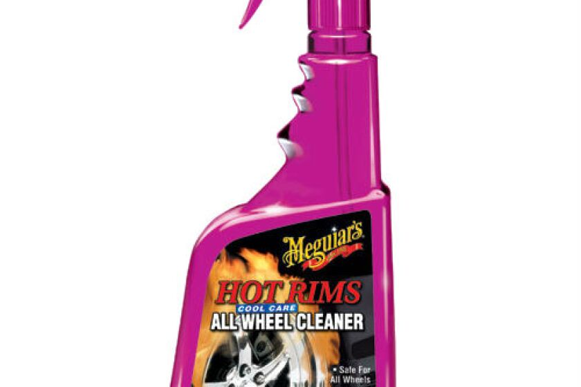 Meguiar's Hot Rims Wheel Cleaner (G9524)