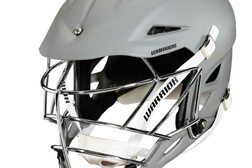 Warrior Regulator Lacrosse Helmet