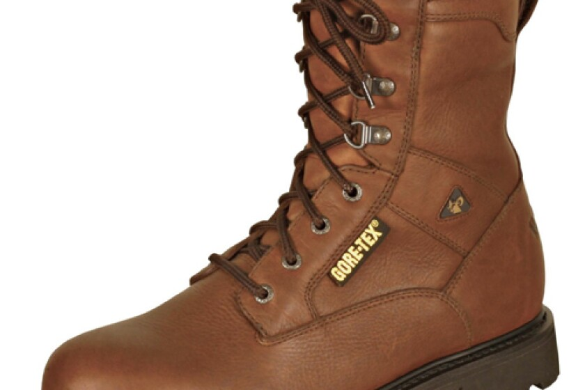 best strong steel toe work boot