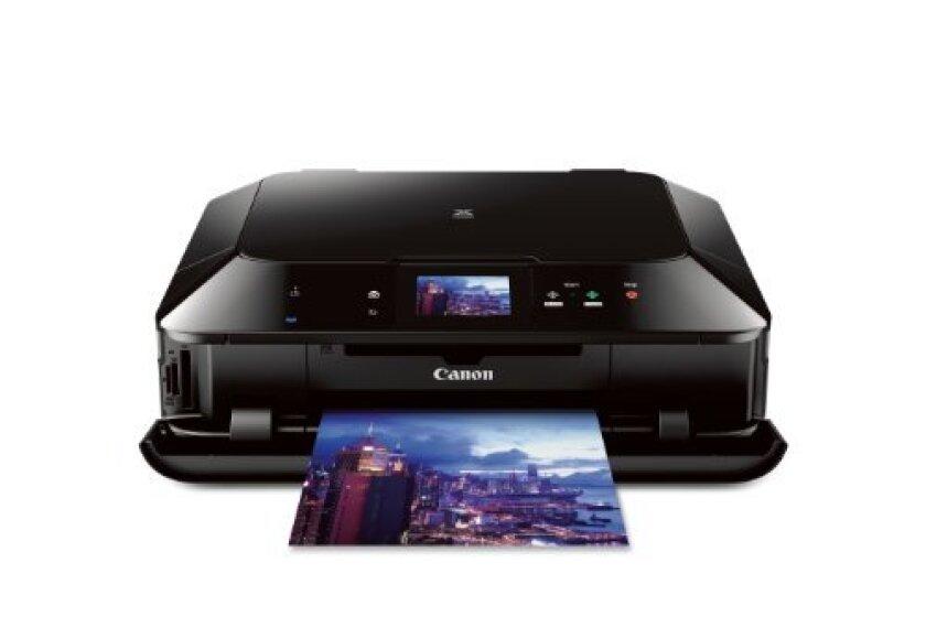 Canon PIXMA MG7120 Wireless Color Photo All-In-One Printer