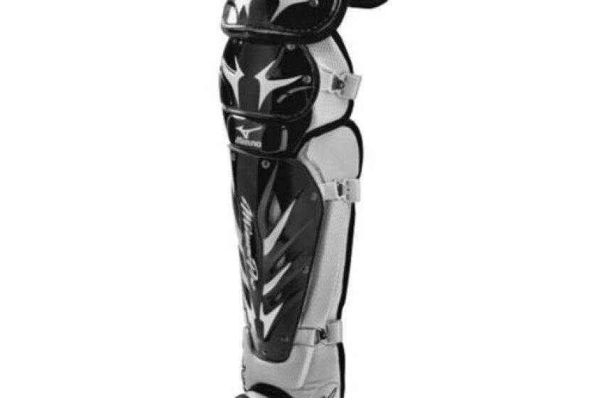 Mizuno Pro Shin Guards