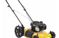 Poulan Pro PR500N21SH High-Wheel Side Discharge/Mulch Push Mower, 21-Inch