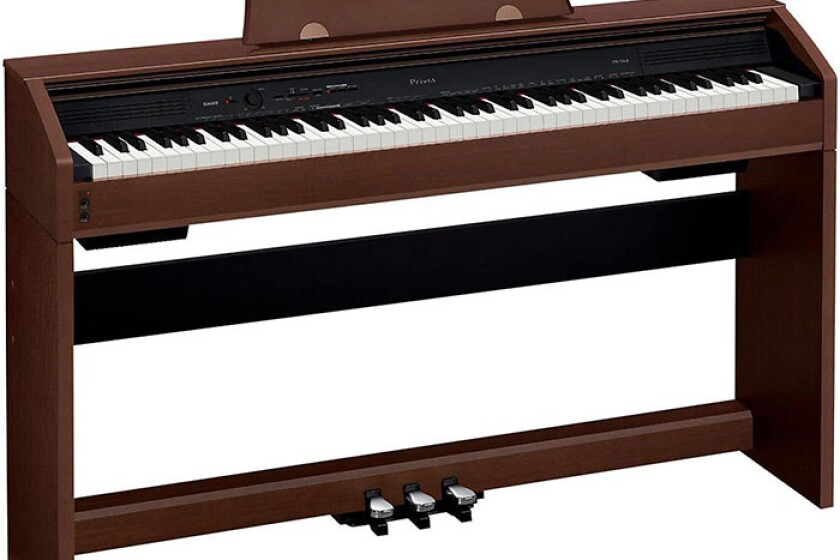 Casio Privia PX-770 88-Key Digital Piano