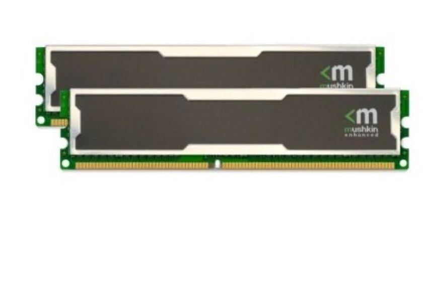 Mushkin Enhanced Silverline 2GB 800MHZ DDR2 Memory