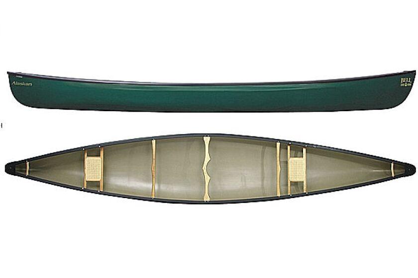 The Alaskan River Canoe by Bell Canoe Works