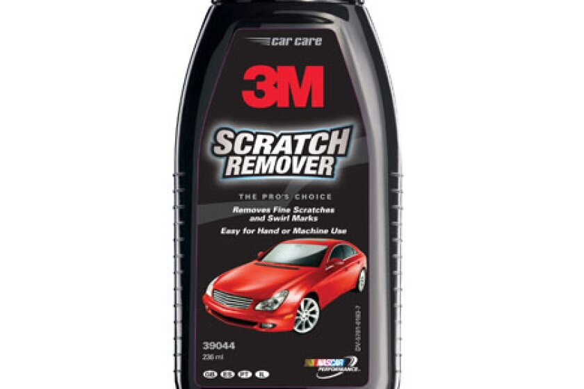 3M Scratch Remover