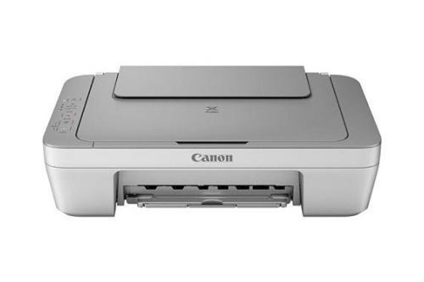 Canon PIXMA MG2420 Color Photo Inkjet All-In-One Printer