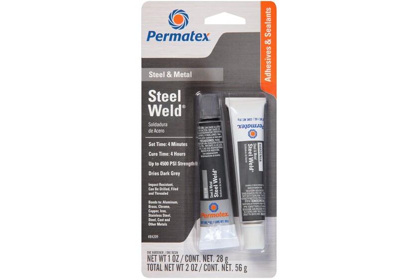 Permatex 84209 PermaPoxy 4分钟多金属环氧树脂