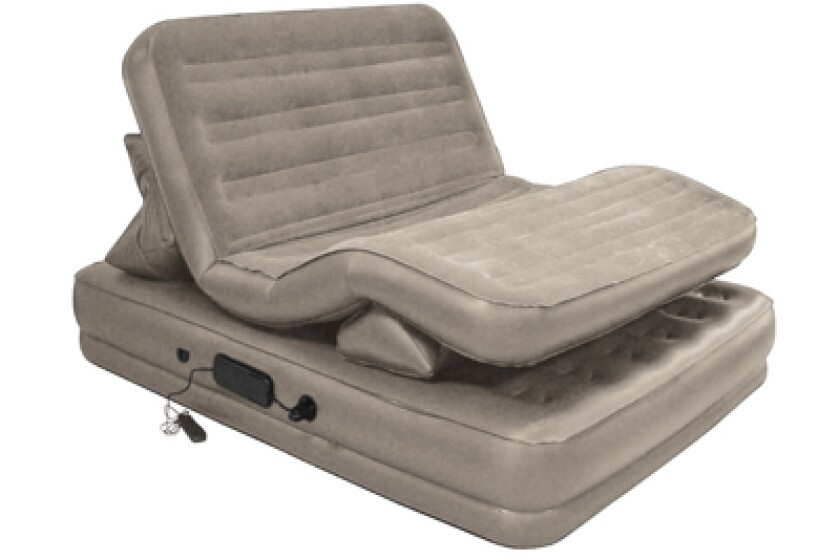 Insta-Bed 822640 Raised Insta-Flex2 Airbed