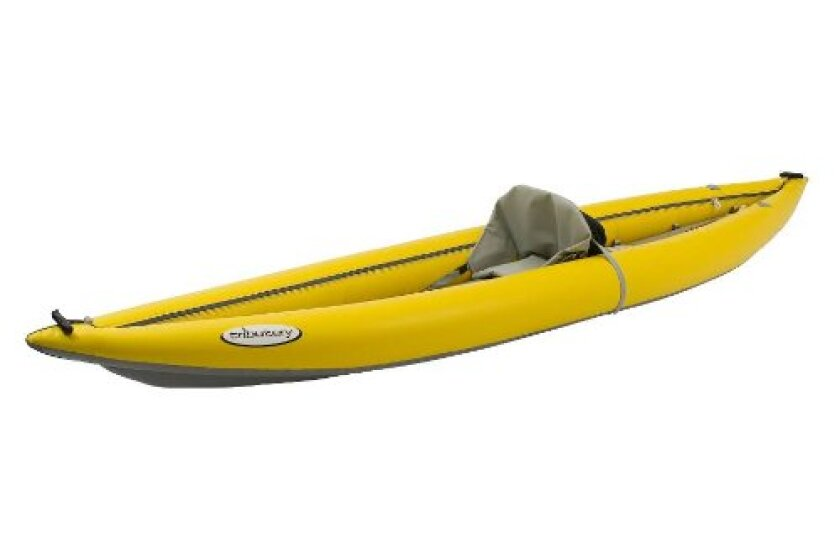 AIRE Tributary Sawtooth Inflatable River Kayak