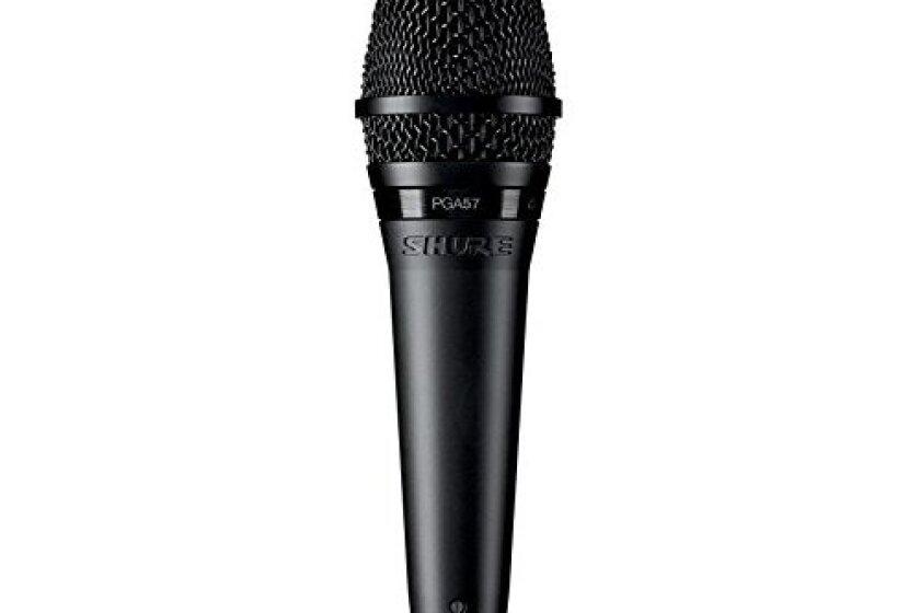 Shure PGA57-XLR Cardioid Dynamic Instrument Microphone