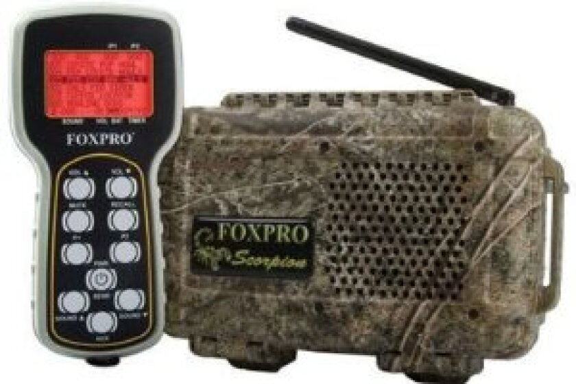 Foxpro Scorpion Electronic Predator Call