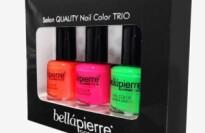 Bella Pierre Neon Spring Nail Color Collection Trio
