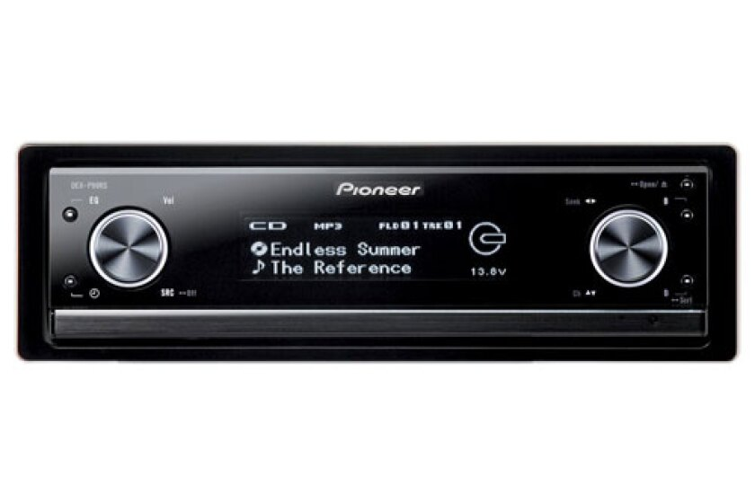 Pioneer Stage 4 DEX-P99RS CD Player