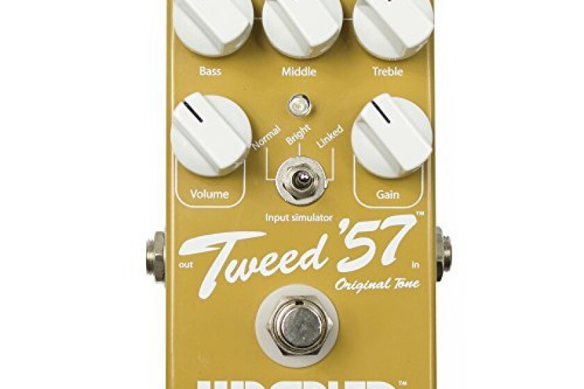 Wampler Tweed '57 Overdrive Guitar Effects Pedal