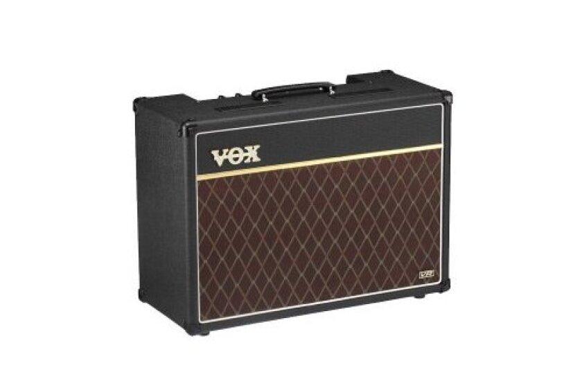 VOX AC15VR Guitar Combo Amplifier