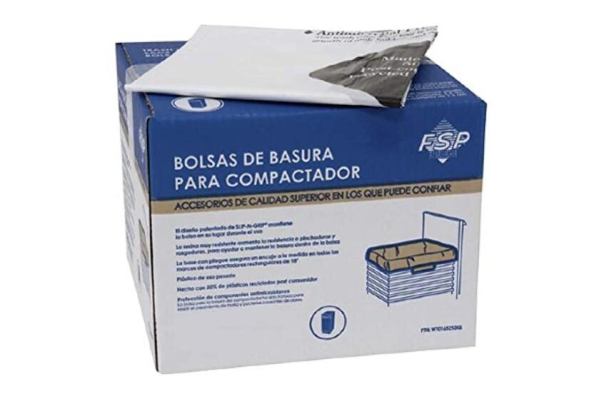 whirlpool trash compactor bags