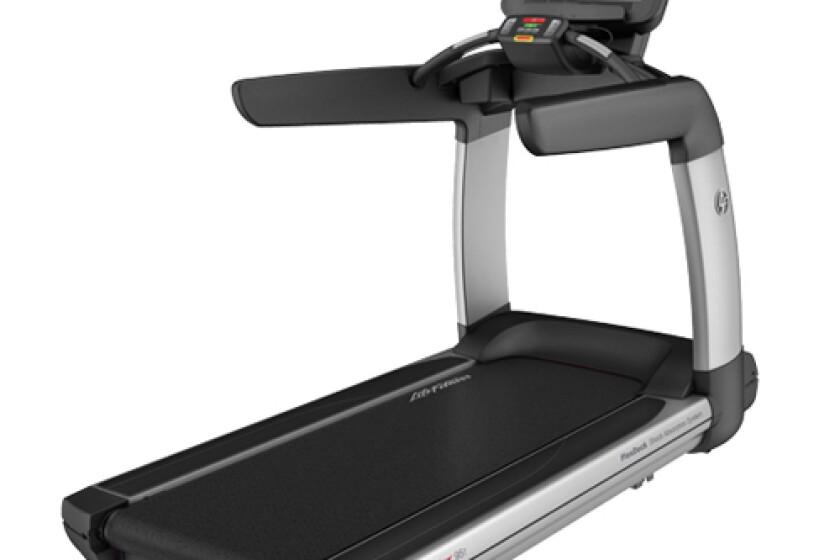 Life Fitness Discover SE Treadmill