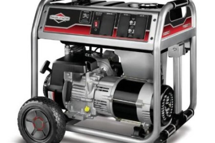 Briggs & Stratton 30469, Gas Powered Generator