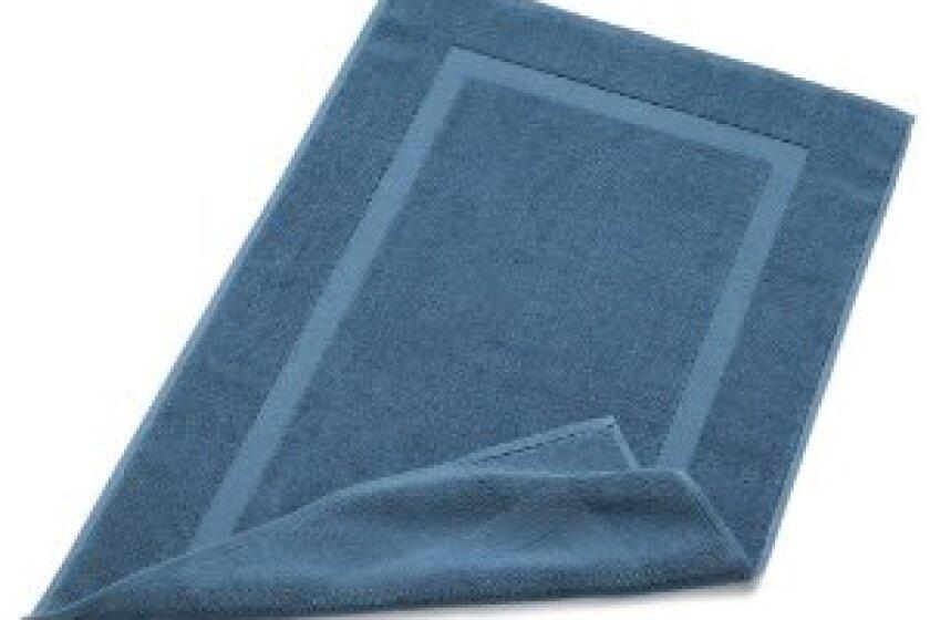Pinzon Luxury Banded Bath Mat