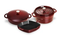 Staub 5-piece Starter Cookware Set