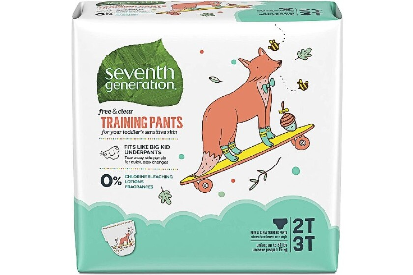 best Seventh Generation Training Pants