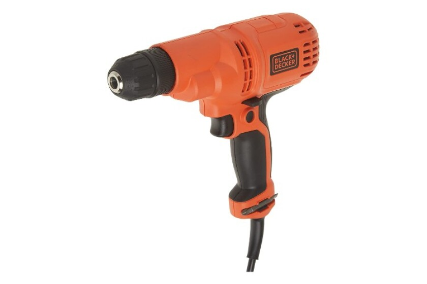 best Black & Decker DR260B Variable-Speed Drill with 3/8-Inch Chuck